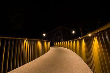 Loopbrug Tiel von Wijco van Zoelen