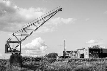 Oude steenfabriek van Marcel te Brake