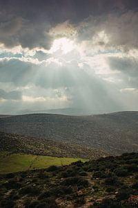 Uitzicht op Palestina