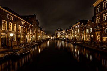 Oude Rijn Leiden sur Michael van der Burg