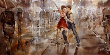 Het regent weer van Annette Schmucker