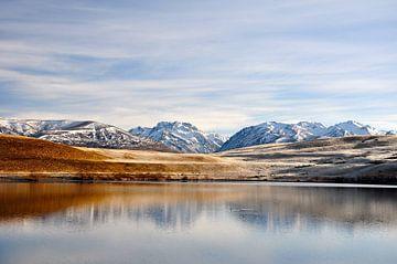 Lake Alexandrina von Jessica de Heij