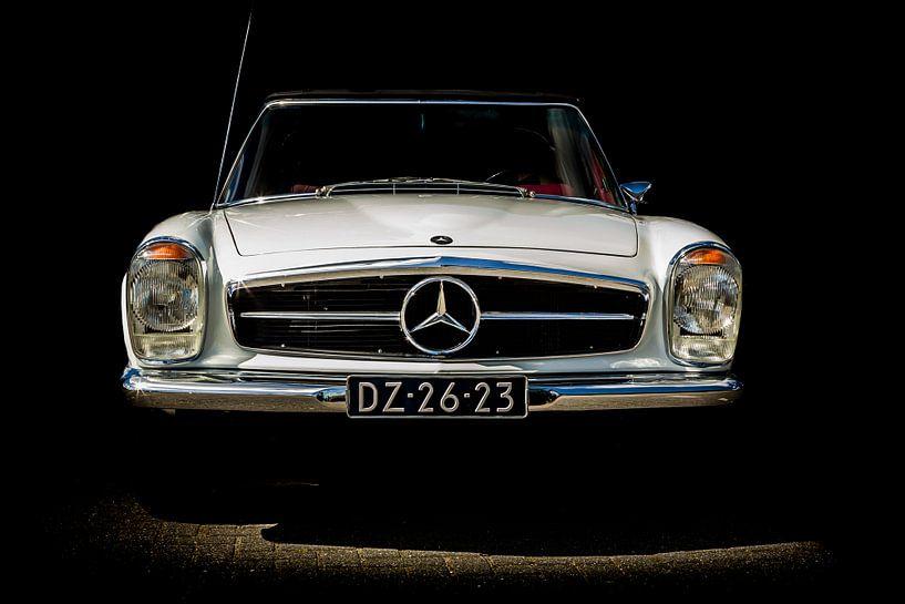 MERCEDES-BENZ 280SL 1970 van marco de Jonge