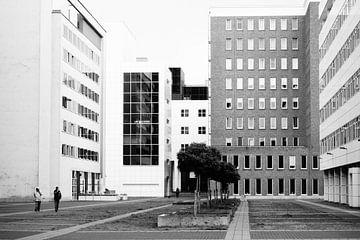 Eilandje - Antwerpen von Maurice Weststrate