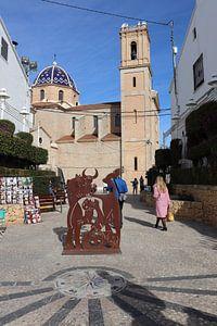 Old Altea Spanje, Costa Blanca