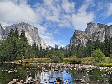 El Capitan - Yosemite Parc - United States of America von