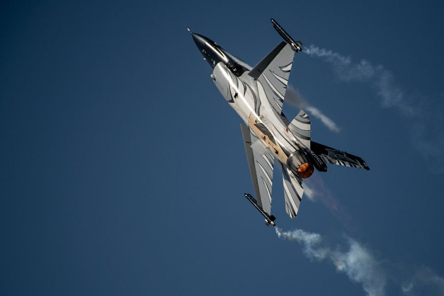Belgian F16 van Photobywim Willem Woudenberg
