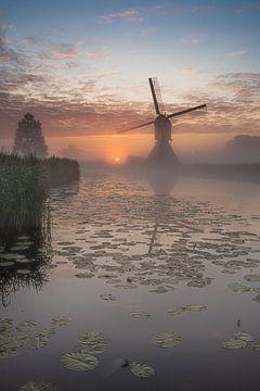 De oudendijkse molen van Albert Lamme