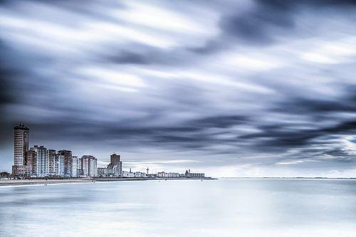 Skyline Vlissingen von Tonia Beumer