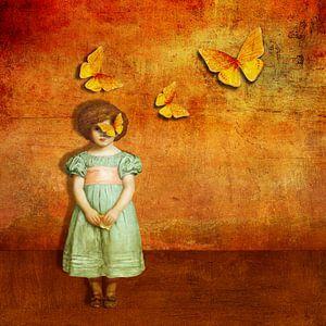 Butterfly Whispering von Marja van den Hurk