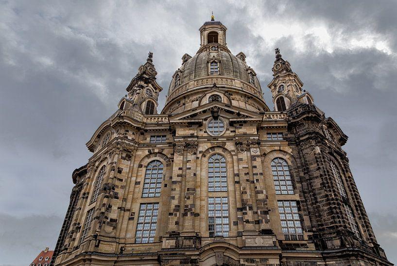 Feniks Frauenkirche van Stephan van Krimpen