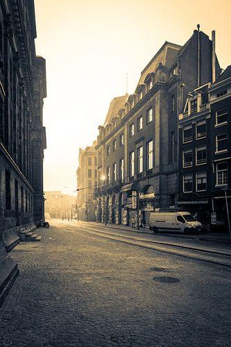 Paleisstraat Amsterdam van