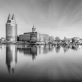 Skyline Roermond IV van Teun Ruijters
