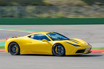 Ferrari 458 Speciale van Sjoerd van der Wal
