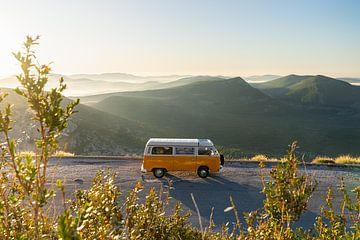 Volkswagen T2 Wohnmobil von Jonathan Krijgsman