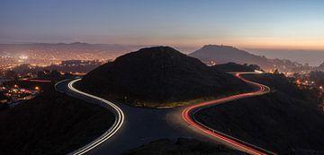 Twin Peaks, San Francisco sur Reinier Snijders