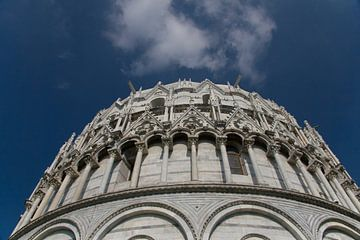 Duomo Santa Maria, Pisa, Italy van Ronald Jansen