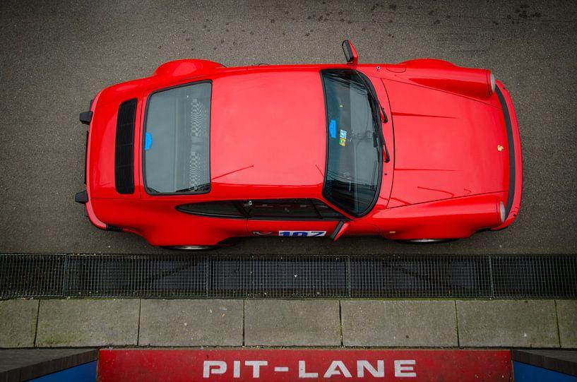 Porsche 911 G Modell von Jeroen Smit
