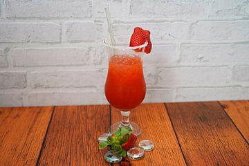 Aardbei-Lime Crash met Rum-smaakstof van Babetts Bildergalerie