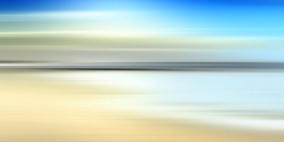 Am Strand  van Violetta Honkisz