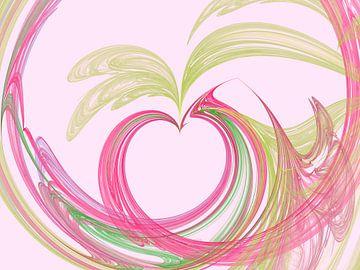 Frisse lente liefde van Bernardine de Laat