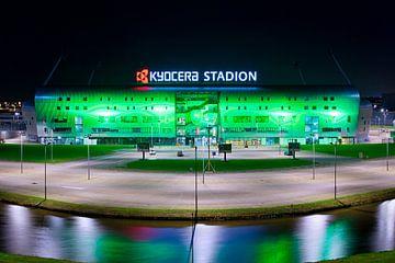 Kyocera Stadion, ADO Den Haag sur Anton de Zeeuw