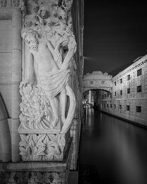 Venise - Pont des Soupirs II sur Teun Ruijters