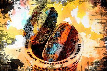 Macarons van Frank Dotulong