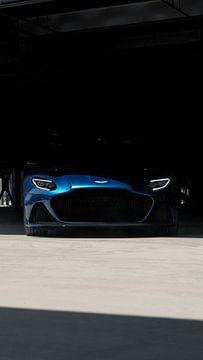 Aston Martin DBS Superleggera van Dennis Wierenga