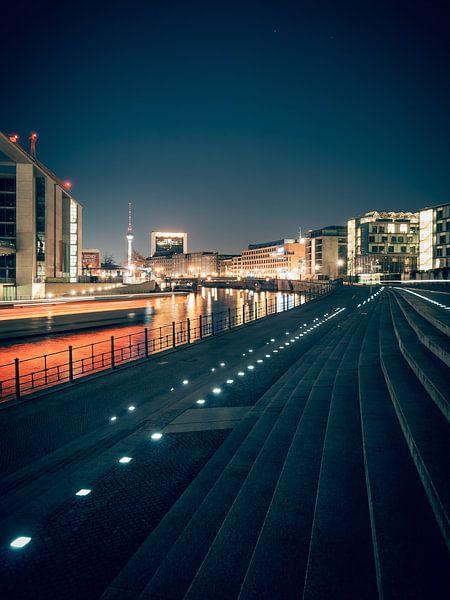 Berlin – Reichstagufer van Alexander Voss