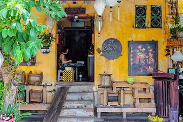 Hoi An Vietnam van Kevin de Bruin