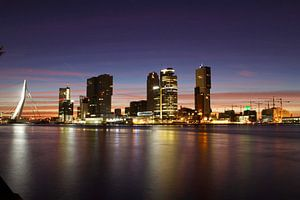 Kop van Zuid, Rotterdam van Joris Vand