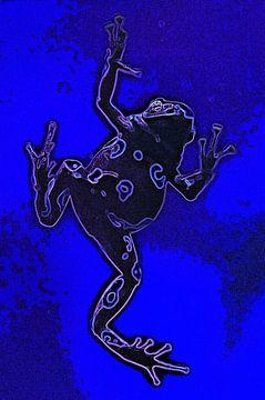 Blue Frog van De Rover