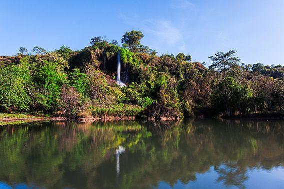 waterfall van Marcel Derweduwen