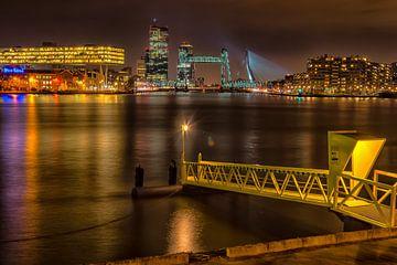 De Hef in Rotterdam van Leon Okkenburg