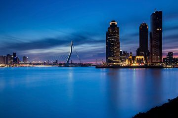Am Rande der blauen Stunde von Erik van Lent