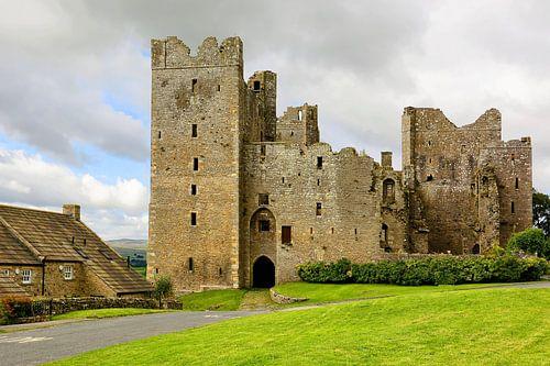 Bolton Castle van Gisela Scheffbuch