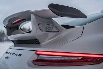 Porsche 911 GT3 4.0 von Bas Fransen