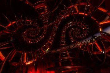 La double spirale - un mystère