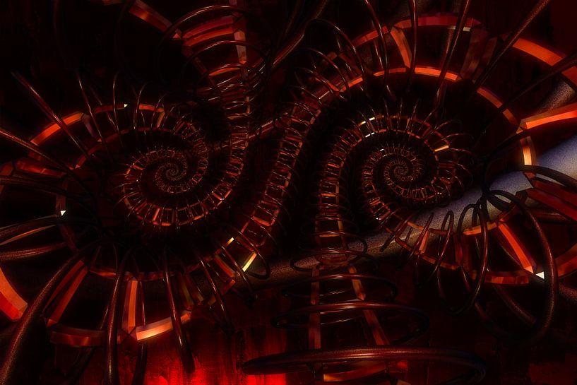 La double spirale - un mystère sur Max Steinwald