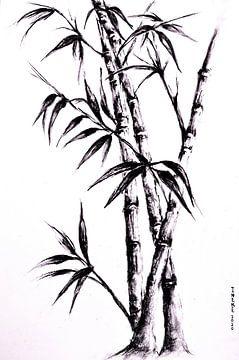 Bambus von Ineke de Rijk