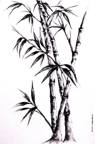 Bamboe van Ineke de Rijk