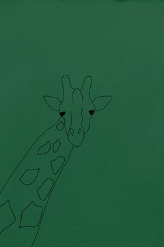 Giraffe van MishMash van Heukelom