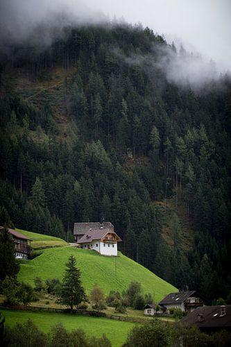 Het huis op de heuvel van Wim Slootweg