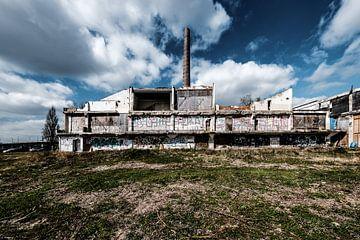 Oude melkfabriek, Arnhem van Eddy Westdijk