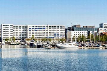 Willemdok Yachthafen Antwerpen von Tessa Selleslaghs