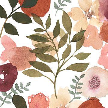 Tuin dans v, Laura Horn van Wild Apple