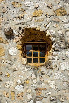 Dit is echt een raam!! van Wil Wijnen