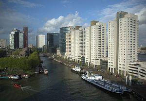 Leuvehaven, Rotterdam van Joost Coffeng