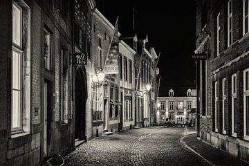 Stokstraat in Maastricht van Rob Boon